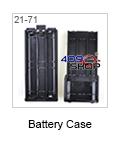 baofeng UV-5R black battery case AAA