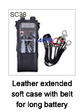 baofeng UV-5R learther case