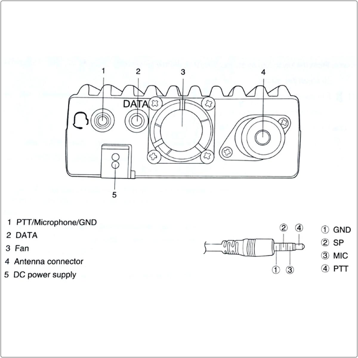 KT8900D