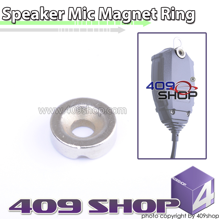 2pcs x Microphone holder Magnet Ring  Yeasu FT-7800R、FT-8800R、FT-8900R