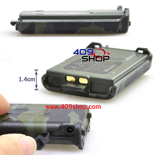 THUVF9 7.4V Original Battery (Camouflage)