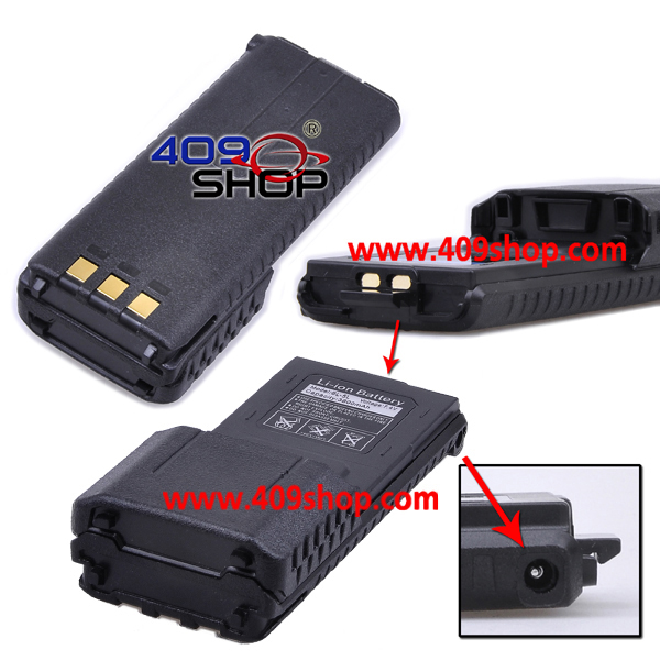 Li-ion Battery 3800mAh for BAOFENG  WACCOM TYT