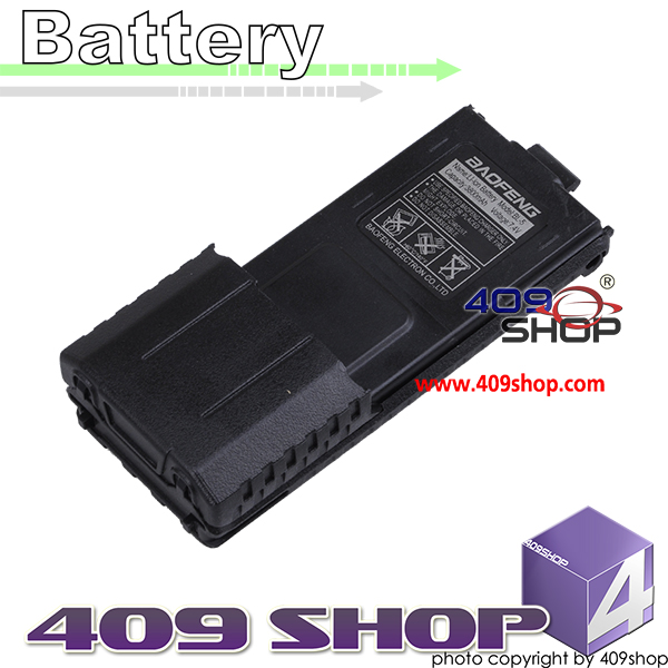 BAOFENG Original Li-ion Battery 3800mAh FOR BAOFENG WACCOM UV5R