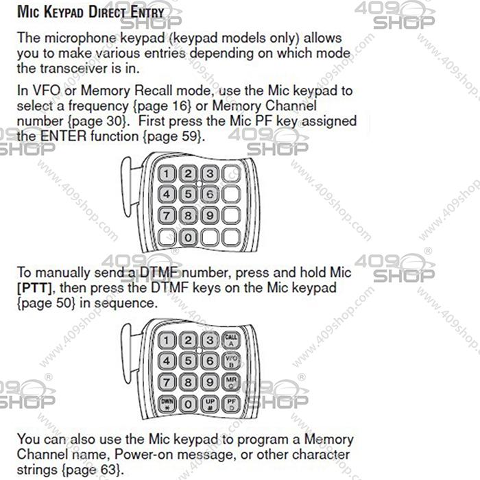[DIAGRAM_5LK]  DTMF 16key 8pin Mic for Kenwood KMC-32 TK-868G TK-768G  409shop,walkie-talkie,Handheld Transceiver- Radio | Kenwood Kmc 41 Microphone Wiring Diagram |  | 409Shop