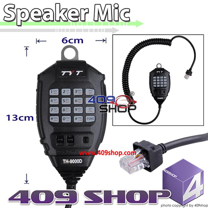 TYT TH-9000D  Mic