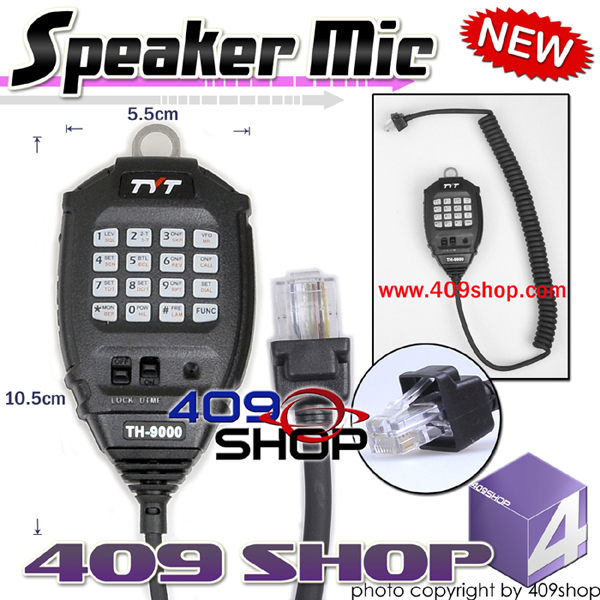 Original Speaker Mic for TYT TH9000 VHF