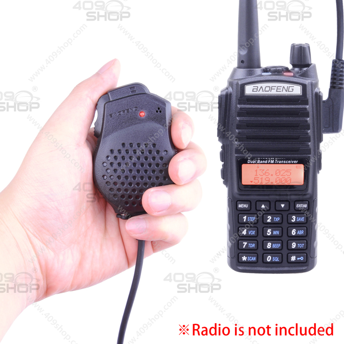 Speaker Microphone For BAOFENG Radio