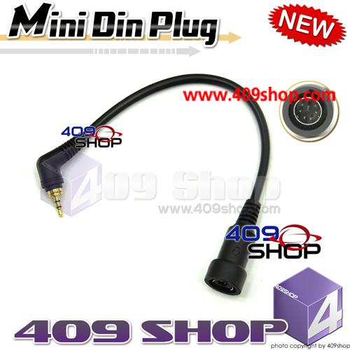 Mini Din Plug for Nextel Motorola iDen Falcon i205 i265