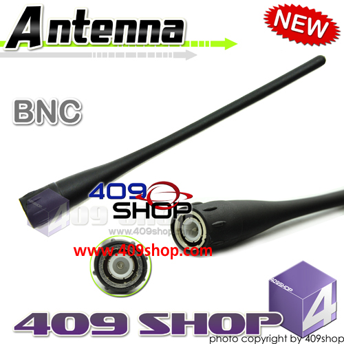 Antenna BNC 400-430Mhz for HX300, HX320, HX400
