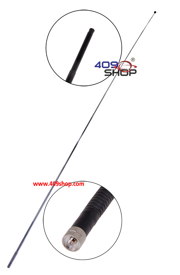 RH-205B-SF 144MHz 5/8 Black Antenna