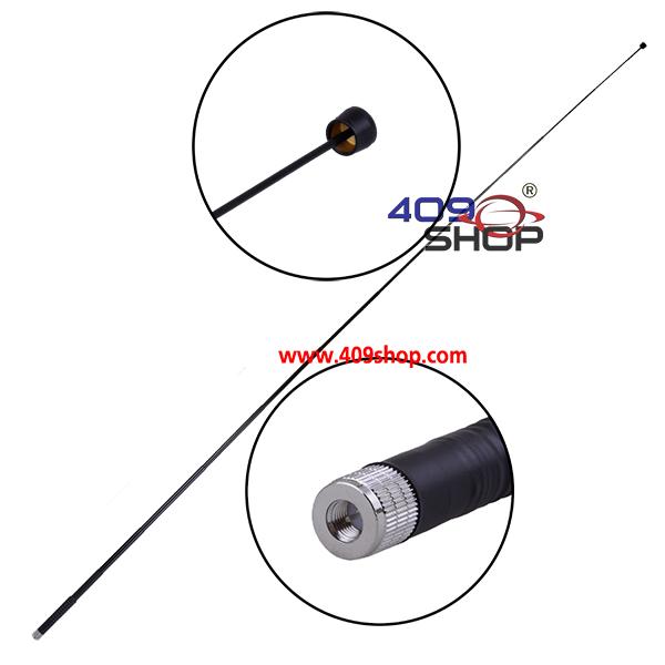 RH-205B-SM 144MHz 5/8 Black Antenna