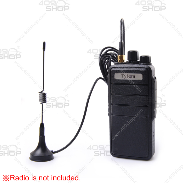 J-NUODA 400-470MHz SMA-MALE boost the signal to extend the 3m Mini Antenna