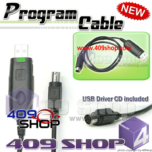 USB interface cable for New good quality programming cable for Yaesu mobile radios.