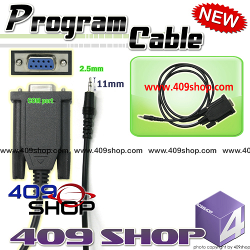 Com Port Programming Cable