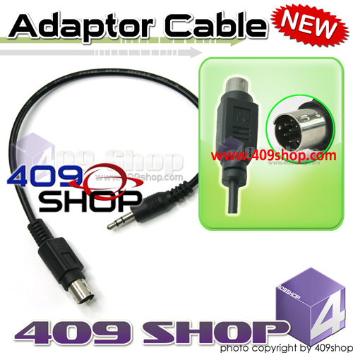 Adaptor for Prog Cable Mini Din 8 Pin