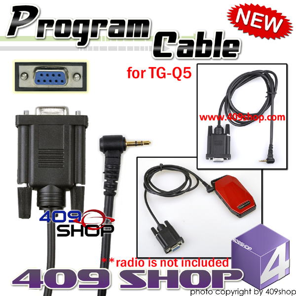 Com Port Prog. Cable for QUANSHENG  TGQ5