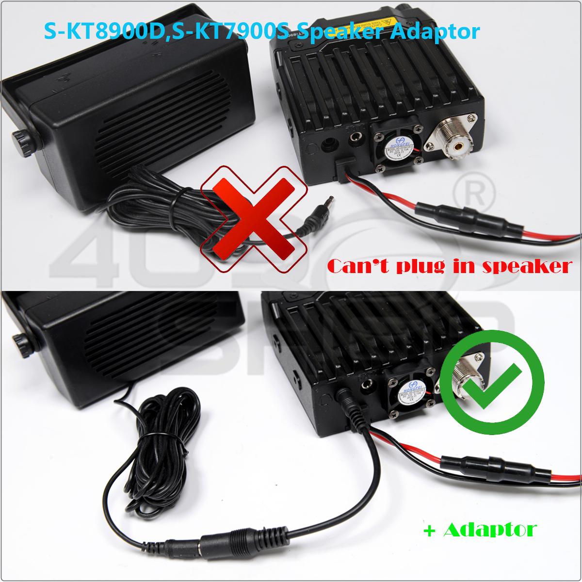 KT-8900D adaptor