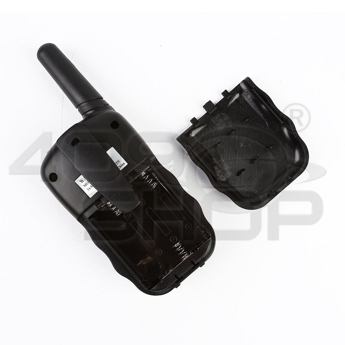 2017 New 2x Baofeng BF-T3 Black Handheld Walkie Talkie UHF Mini Two Way Radio