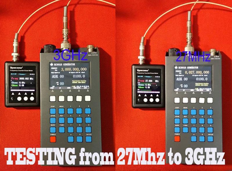 SF-401 Testing