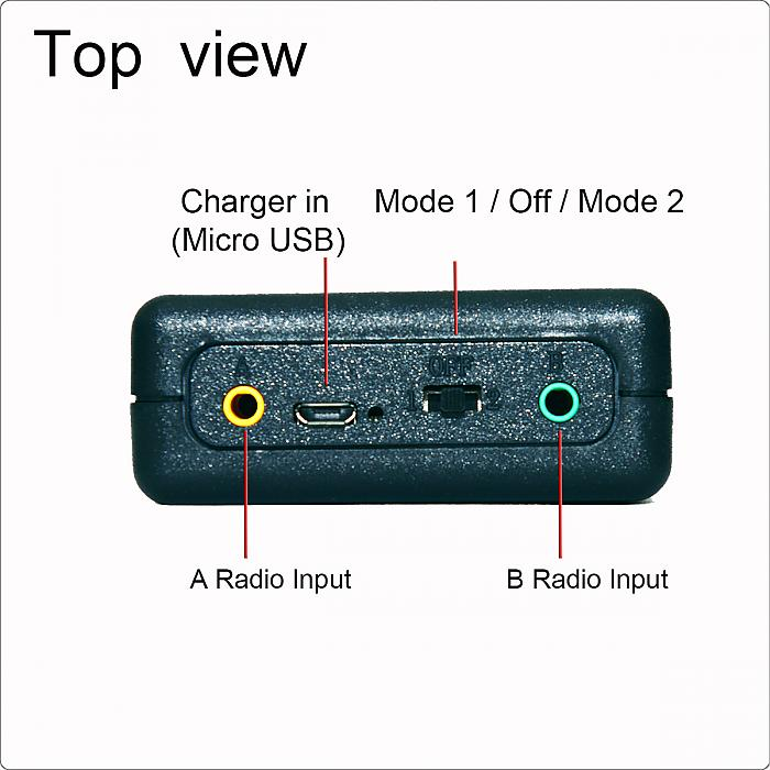 SR-629 Repeater Controller For BAOFENG BF-9500U CAR Radio