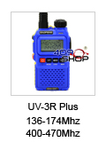BAOFENG UV-3R+Plus136-174