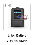 baofeng UV-5R black battery