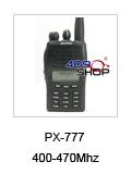 PUXING PX-777 VHF 136Mhz ~174Mhz Radio