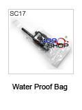 baofeng UV-5R water proof bag