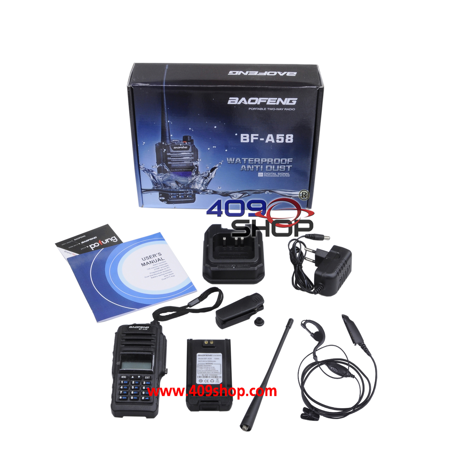 BAOFENG BF-A58 WATERPROOF