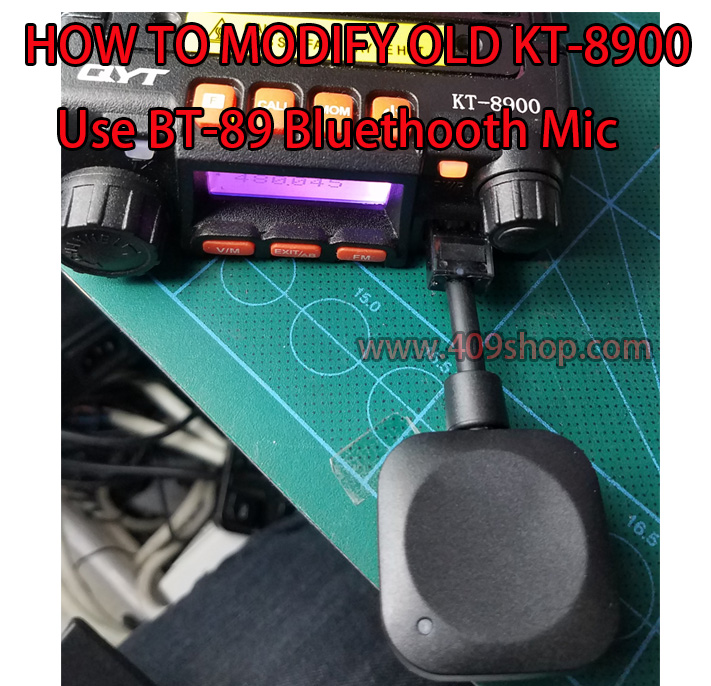 Handheld Wireless Bluetooth Microphone