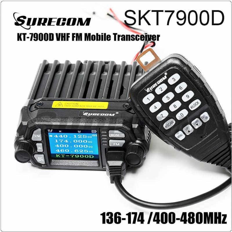 SURECOM SDualband KT-7900