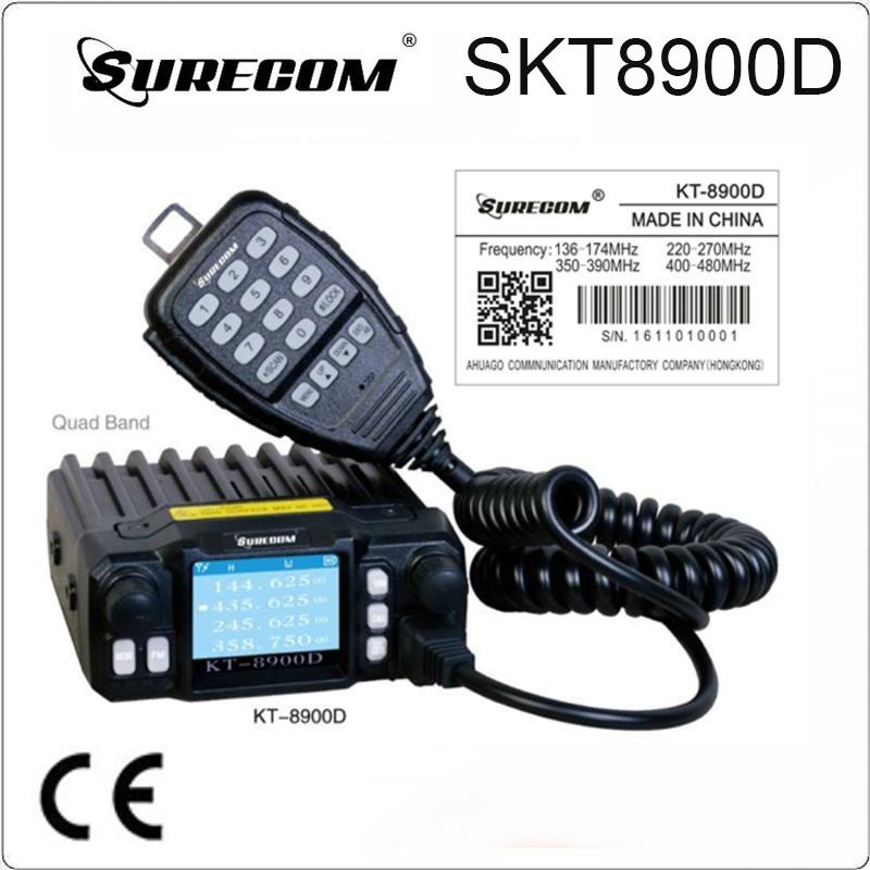 SURECOM SDualband KT-7900D
