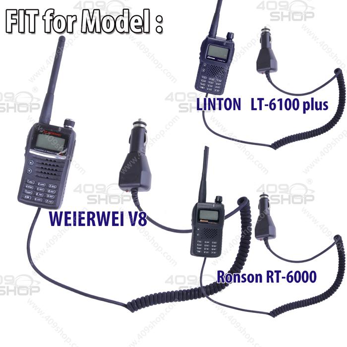 Battery Eliminator for Ronson WEIERWEI LINTON
