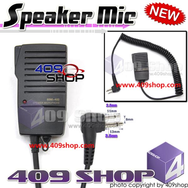 HM-46 Speaker Mic for Motorola FDC FD-150 FD-450