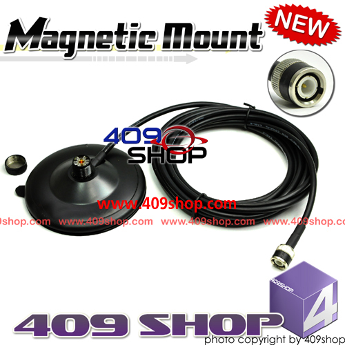 K707BNC MAGNETIC MOUNT