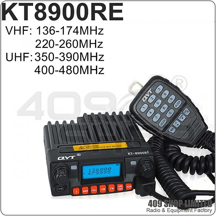 kt8900re 220-260MHz