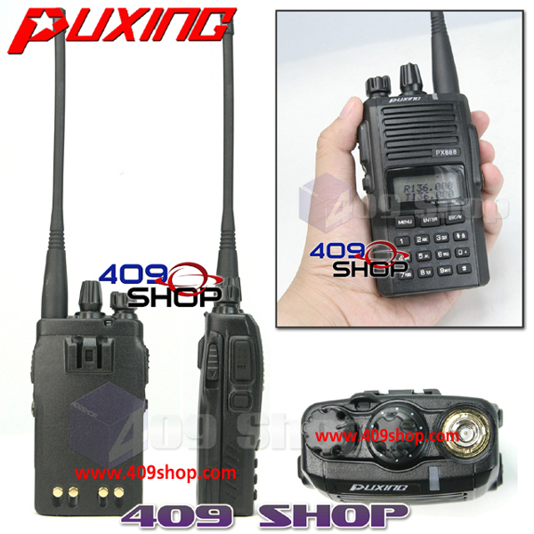 puxing px 777 manual pdf