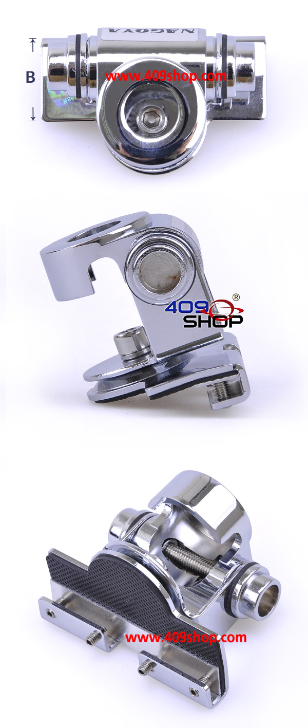 Nagoya RB-400V-S MOBILE BRACKET (SILVER)