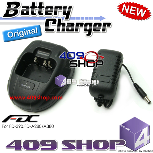 FDC Original Charger +PSU for FD-390 FD-A280/A380