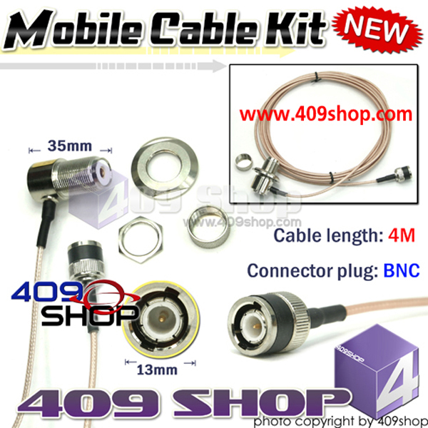 RG174 High Quality extend CABLE for mobile radio