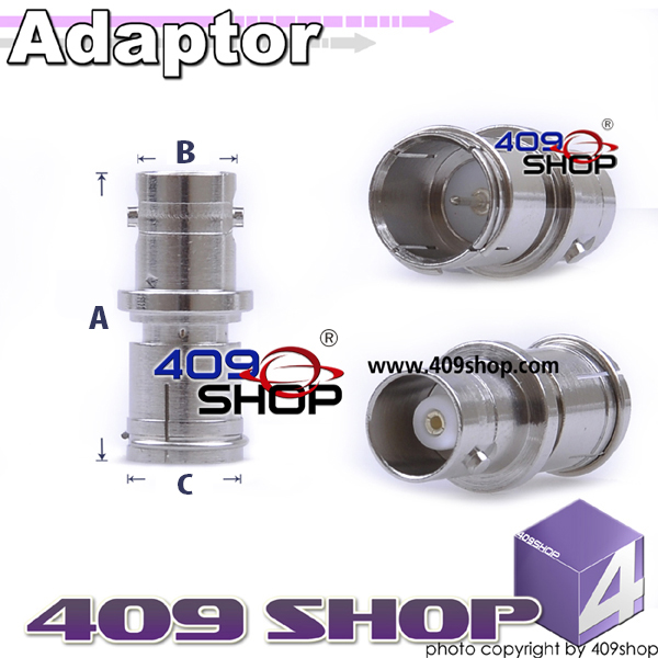 BNC adaptor to Other