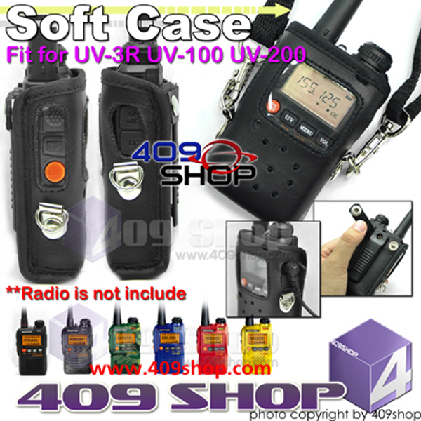 Softcase for BAOFENG UV-3R UV100 UV200