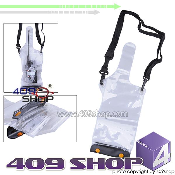 Handheld Radios Waterproof Case Bag