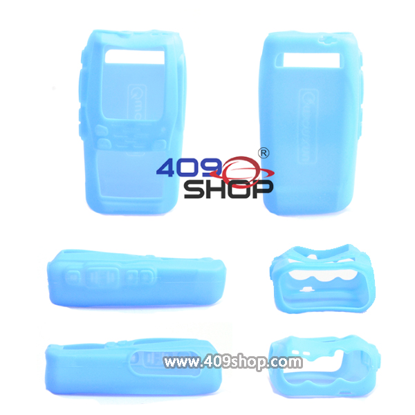 WOUXUN KGUV8D (Blue) Plastic Case  FOR KG-UV8D