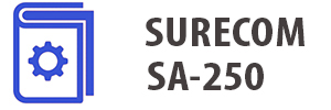 surecom-sa250-manual