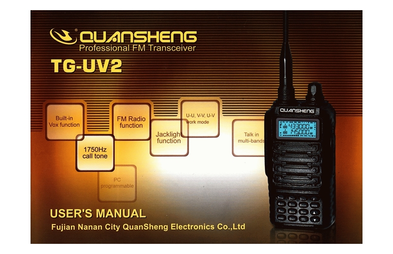 QuanshengTG-UV2Manual