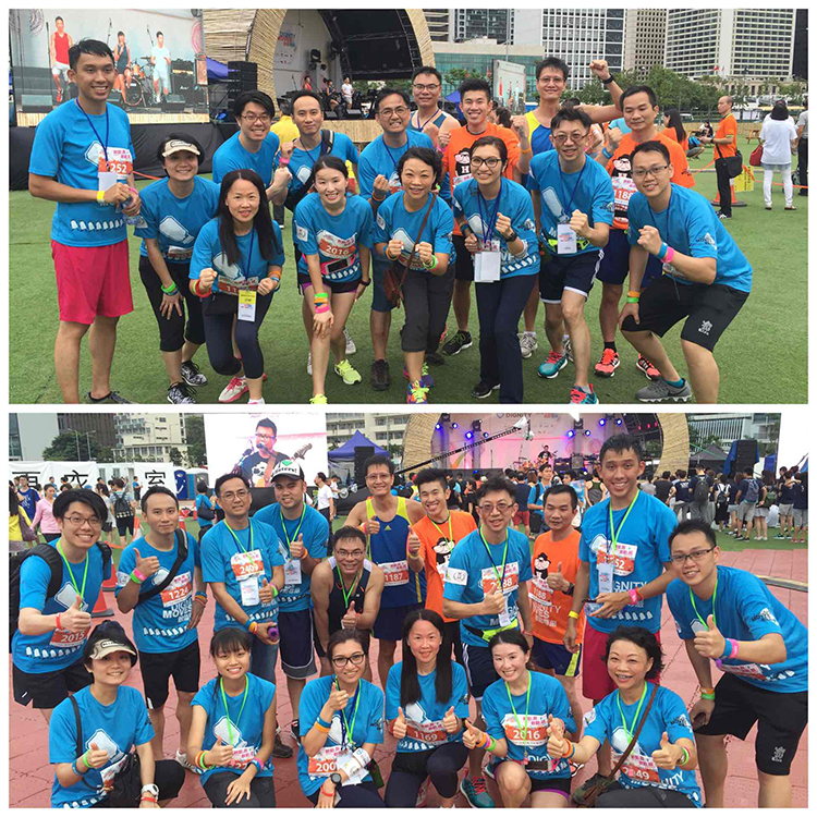 Global Dignity Hong Kong--Dignity Moves 4K Running 2016 Aug