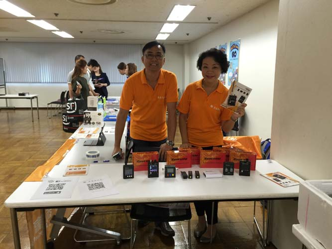 409SHOP to visit different companies in Japan