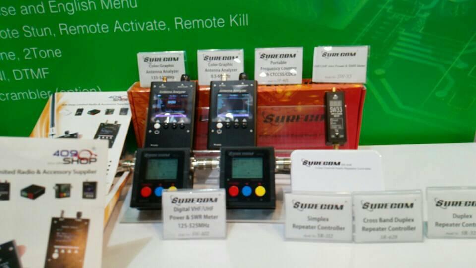 Surecom x Globalsoures Electronics EXHIBITOR